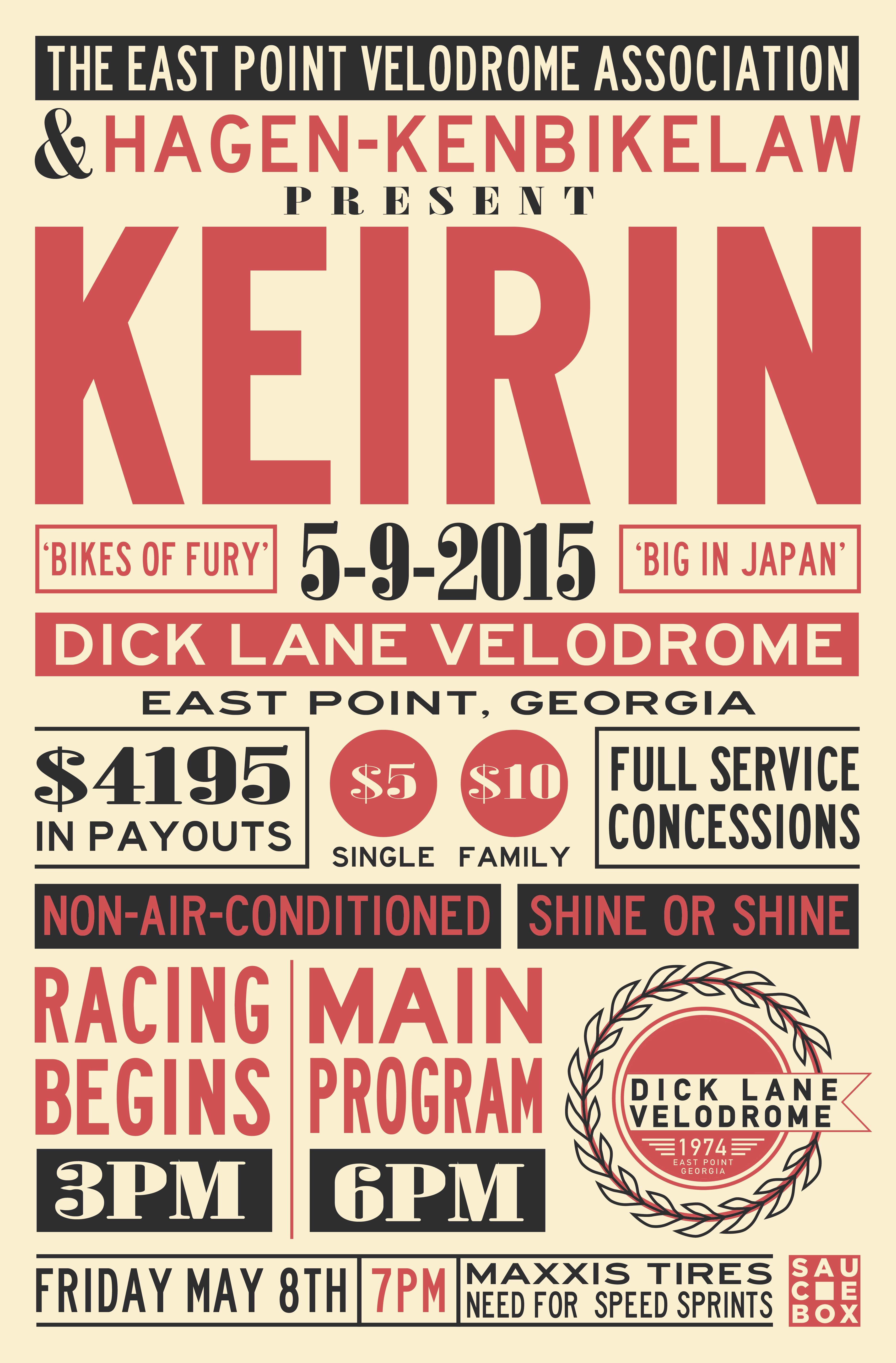 The Keirin