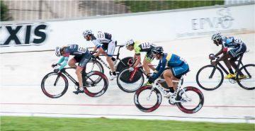 Keirin Bike Racers